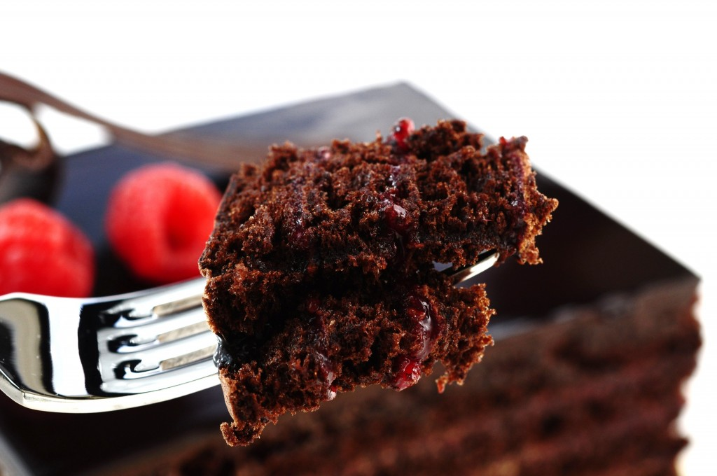 how to make chocolate cake without flour chef and author