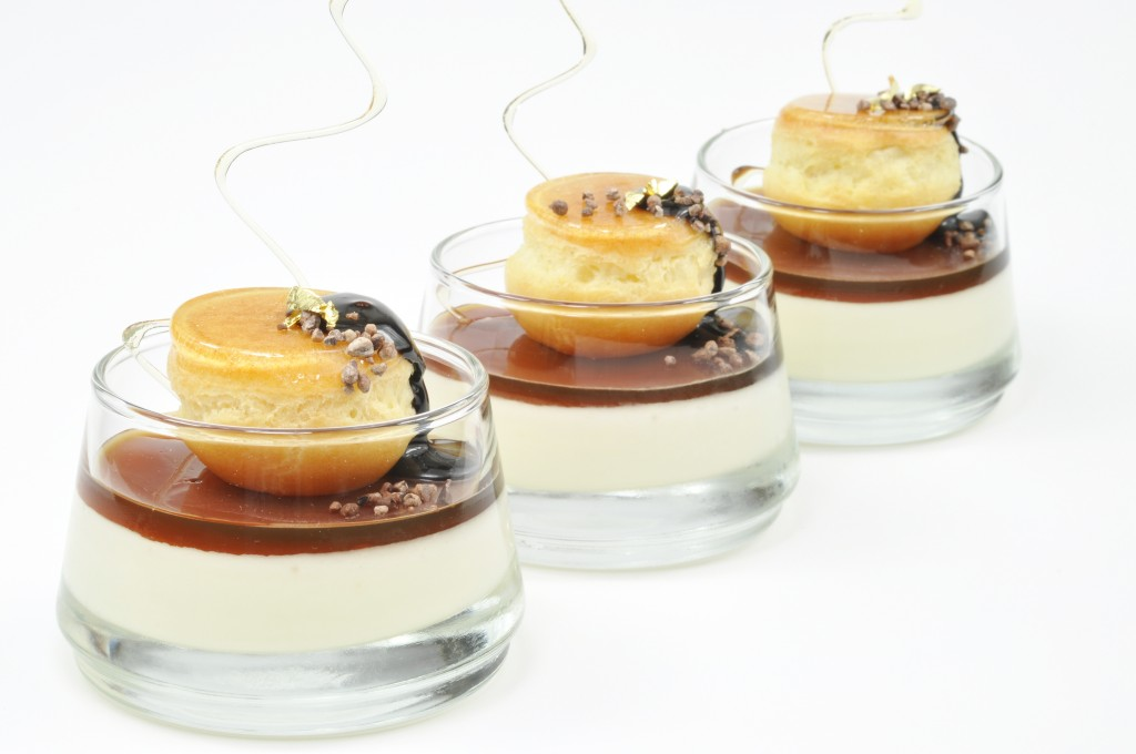 White Chocolate Mousse | Pastry Chef & Author Eddy Van Damme