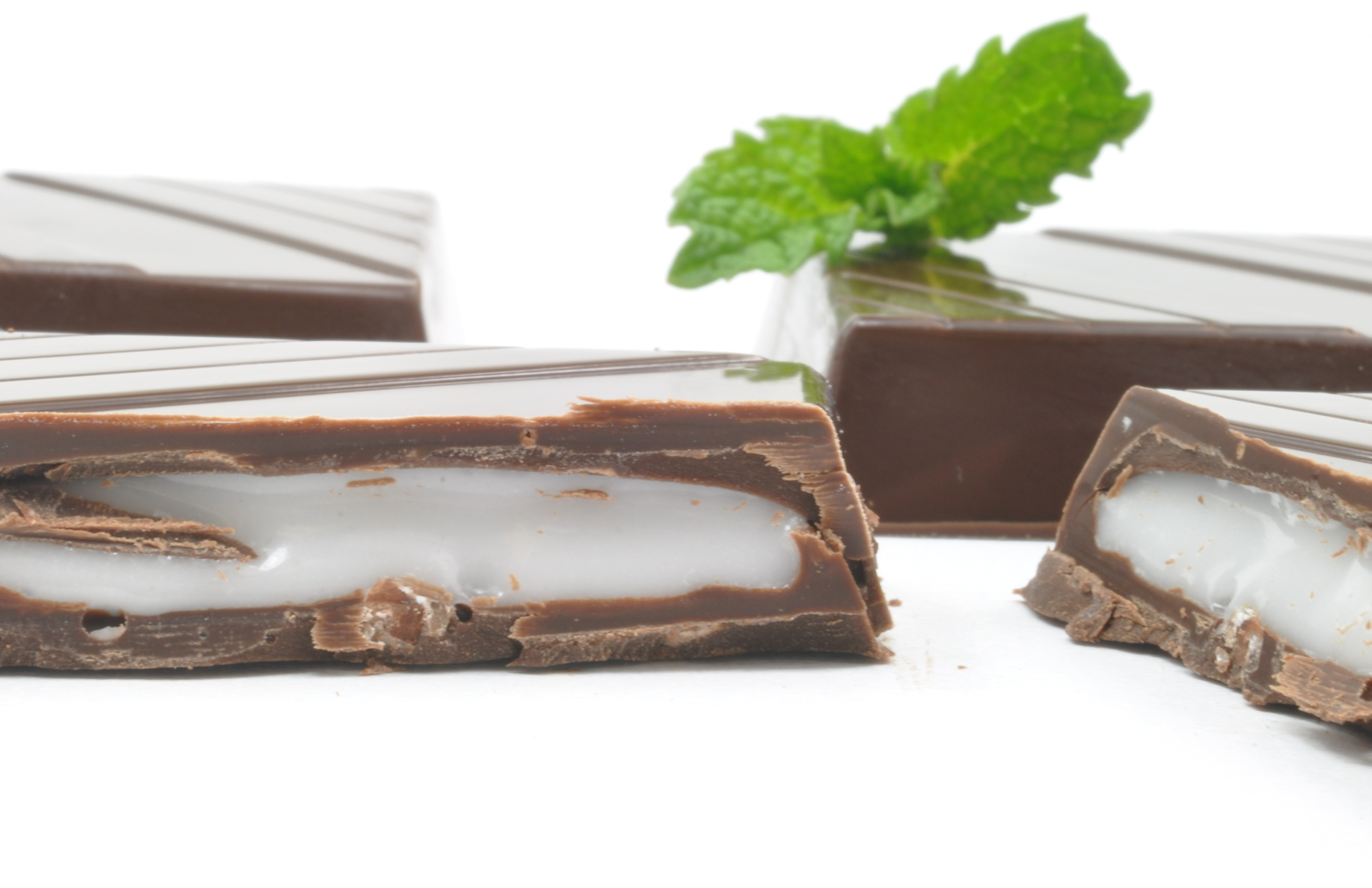 Mint Chocolates Recipe| Pastry Chef &Author Eddy Van Damme