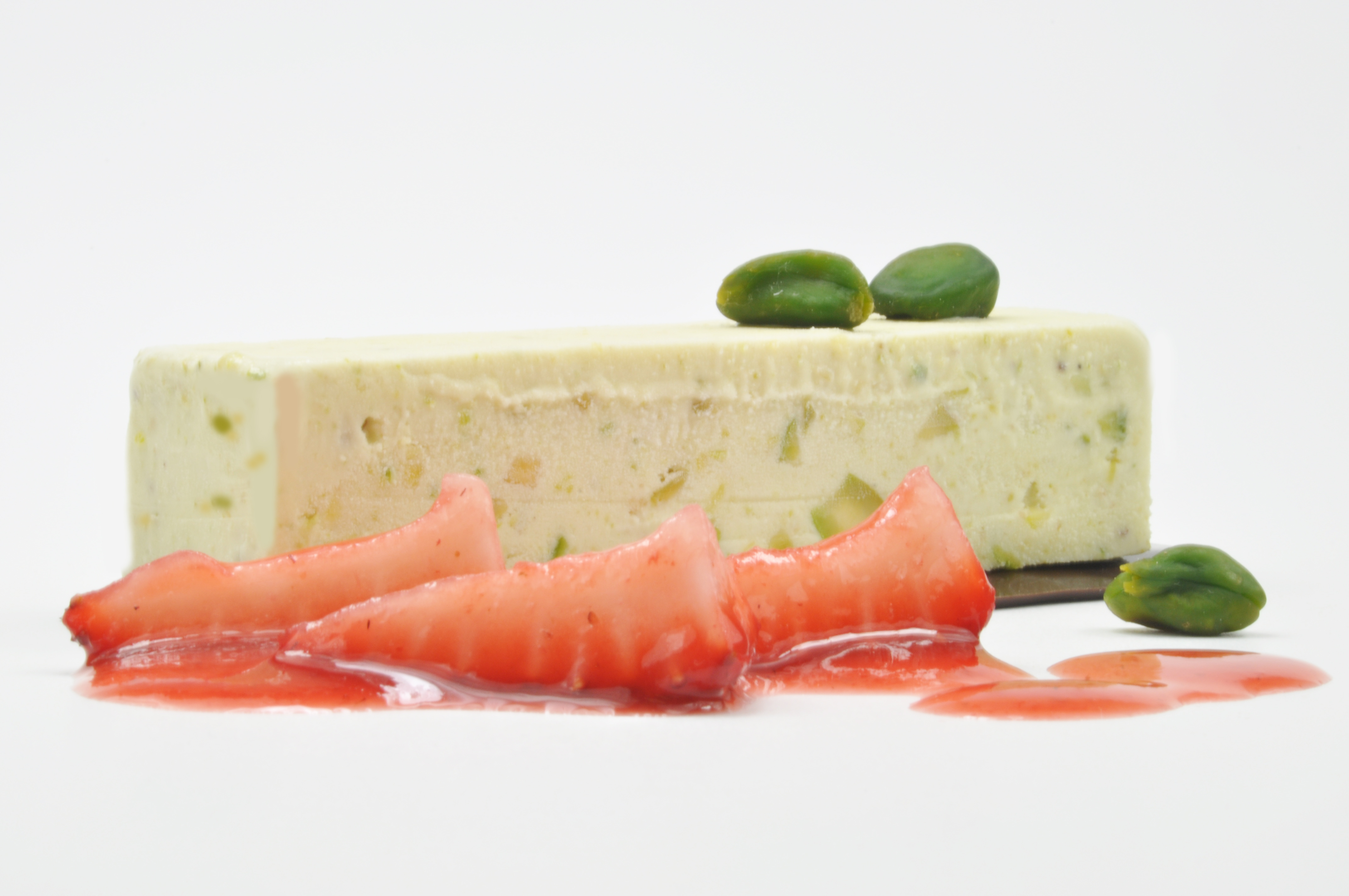 of the most luxurious ice cream or gelato is without a doubt pistachio ...