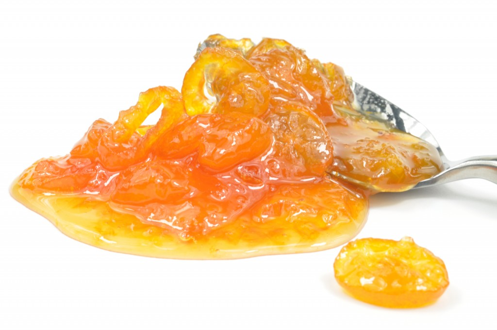 Kumquat Pink Grapefruit Marmalade